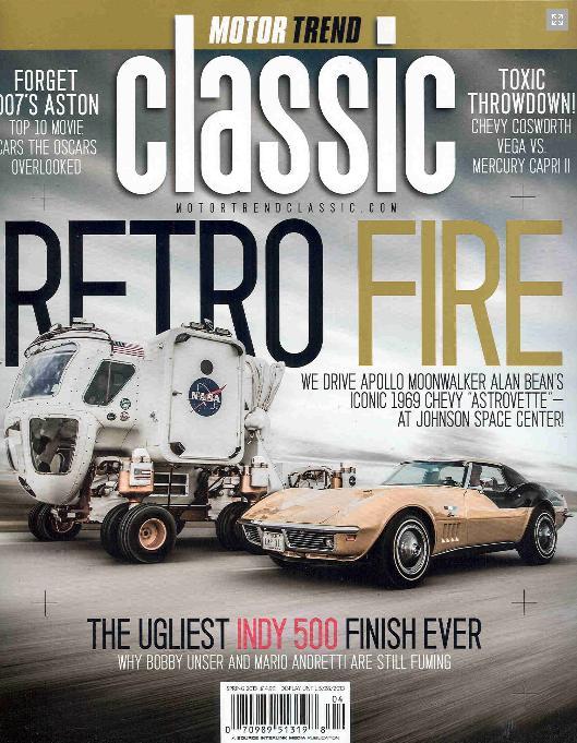 Motor Trend Classic Motor Trend Classic Spring